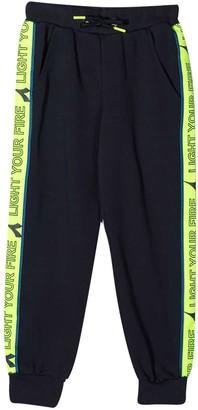 Diadora Blue Pants