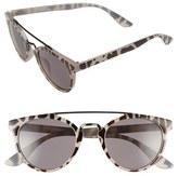 A. J. Morgan A.J. Morgan 'Coco' 49mm Sunglasses