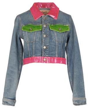 Jeremy Scott Denim outerwear