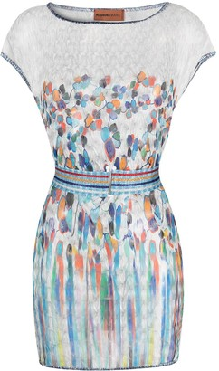 Missoni Mare Sheer Beach Dress