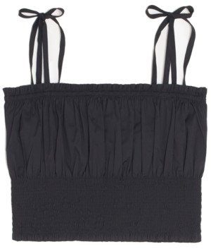 Danielle Bernstein Smocked Tank Top, Created for Macy's