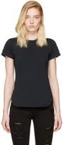 Frame Black Ringer T-shirt