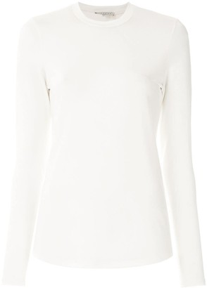 Alcaçuz Roy basic blouse