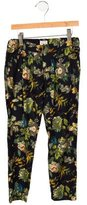 Morley Girls' Floral Print Pants w/ Tags