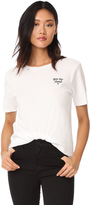Amo Tomboy Tee with Embroidery