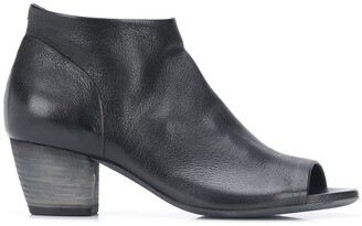 Officine Creative Adele open-toe boots