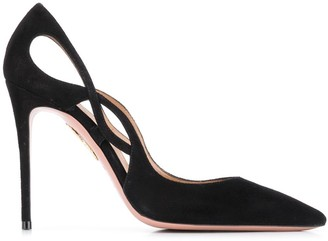 Aquazzura Forever pumps