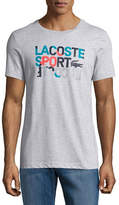 Lacoste Ultra Dry Graphic T-Shirt
