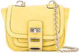 Tila March Manon shoulder bag - women - Calf Suede - One Size