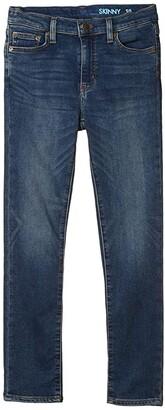 crewcuts by J.Crew Runaround Skinny Jeans (Toddler/Little Kids/Big Kids) (Ollie Wash) Boy's Jeans