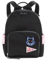 Miu Miu Appliquéd Backpack