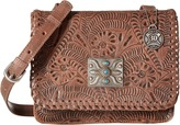 American West Grand Prairie Flap Crossbody