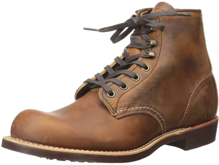 Red Wing Shoes Men's Blacksmith Work Boot, Charcoal Rough and Tough