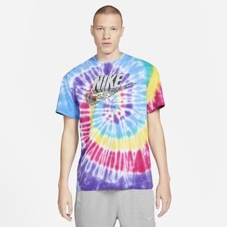 Nike Men's Basketball T-Shirt Exploration Series
