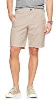 "Gap Lived-in flat front shorts (10"")"