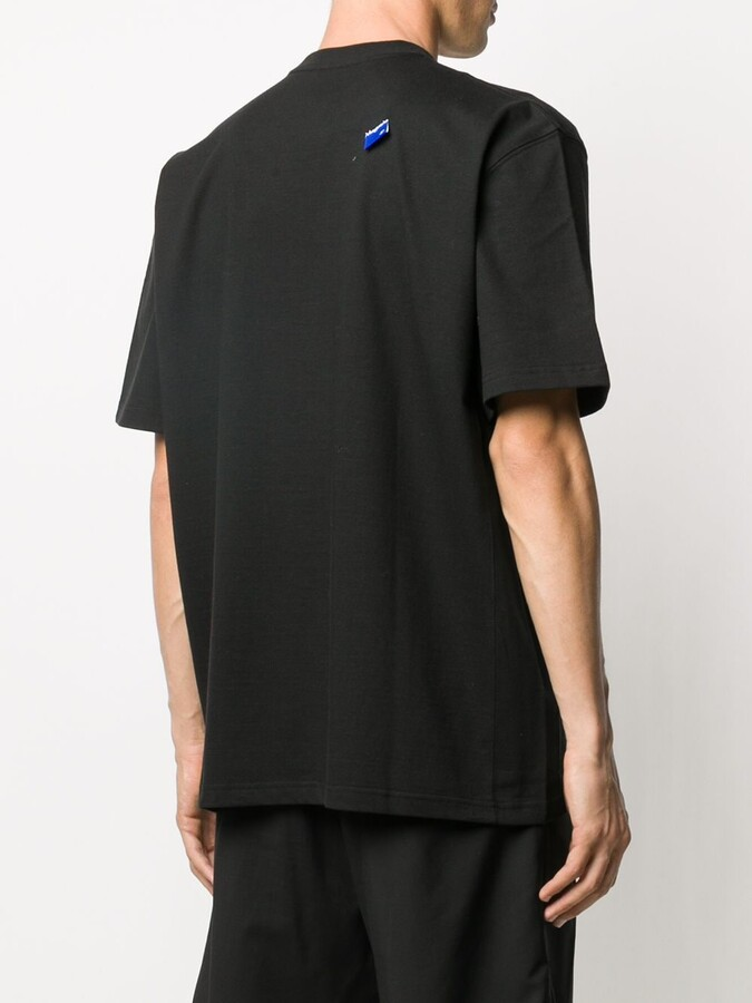 Thumbnail for your product : Ader Error logo-print T-shirt