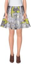 Philipp Plein Knee length skirts - Item 35265917
