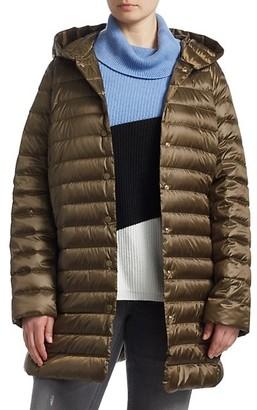 Marina Rinaldi, Plus Size Quilted Puffer Jacket