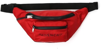 Givenchy Logo Printed Belt Bag