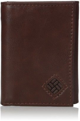 Columbia Men's Trifold Wallet (RFID & Standard style)