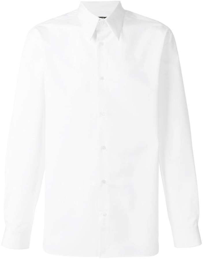 Calvin Klein photography print shirt