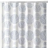 Bed Bath & Beyond Mozaik 70-Inch x 72-Inch Shower Curtain in Blue