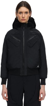 Nike Jordan Reversible Tech Bomber Jacket