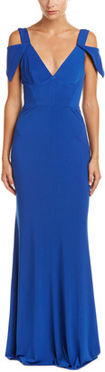 Issue New York Off-The-Shoulder Gown
