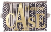 Bensimon Ethnic House Case Storage Bag - Navy Blue