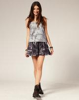 Triangle Hook And Eye Skirt