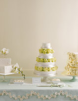 Marks and Spencer 8 White Pillars & 8 Dowels - Wedding Cake Accessories