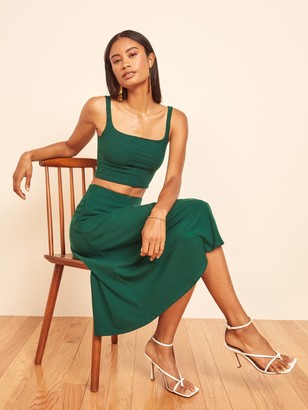 Reformation Molly Two Piece