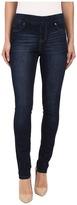 Liverpool Sienna Pull-On Contour 4-Way Stretch Super Skinny Jean Leggings in Corvus Dark