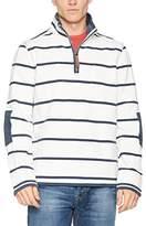 Fat Face Men's Airlie Breton Stripe Sweatshirt