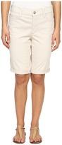 NYDJ Petite Petite Briella Roll Cuff Shorts