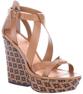 Marc by Marc Jacobs woven leather sandal