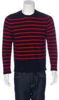 Marni Striped Cashmere Sweater