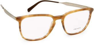 Prada PR07UV Square Eyeglasses