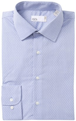 Report Collection Nordstrom Rack Trim Fit Diamond Dobby Dress Shirt