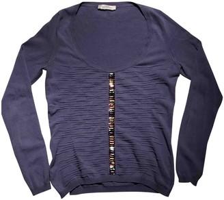 Versace Purple Knitwear for Women