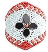 Marc Labat Gypsy Chic Cuff Bracelet Metal 15EB39 18 cm