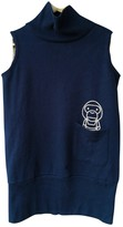 A Bathing Ape Navy Cotton Top for Women
