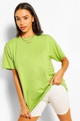 boohoo Basic Short Sleeve T-Shirt