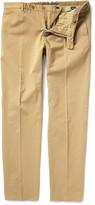 Incotex Slowear Lightweight Slim-Fit Cotton-Blend Chinos