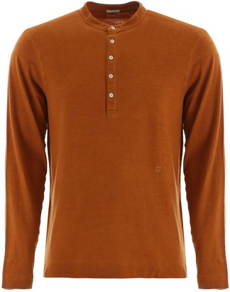 Massimo Alba Henley Shirt