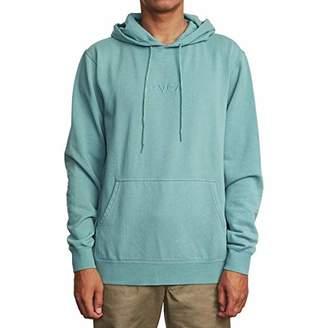 RVCA Men's Little TONALLY Hooded Sweatshirt