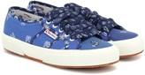 Alanui x SUPERGA printed sneakers