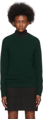 A.P.C. Green Janet Sweater