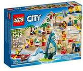 Lego Infant City People Pack - Fun At The Beach - 60153