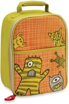 SugarBooger by o.r.e Zippee Lunch Tote in Hungry Monsters